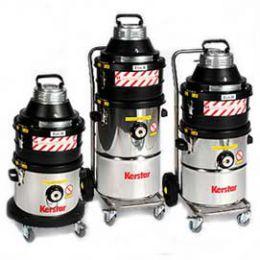 kerstar explosieveilige asbeststofzuigers