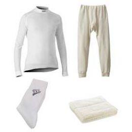 onderkleding en handdoeken