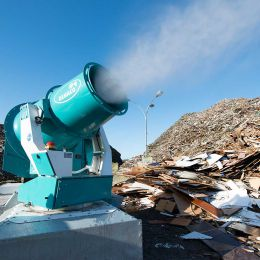 recycling waste processing