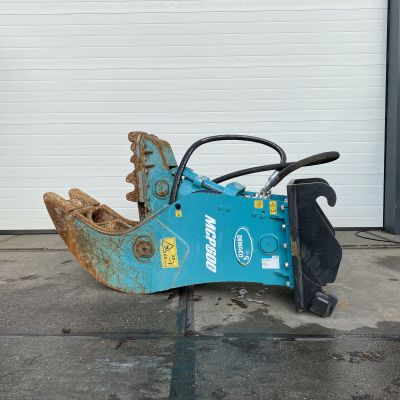 used demolition equipment