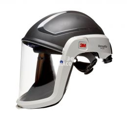 3M M-307 Helm met gelaatsafdichting brandwerend
