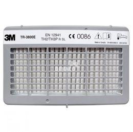 3M TR-3802E P3-Filter tegen stof/hinderlijke geuren van organische dampen voor TR-300
