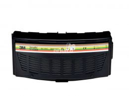 3M Versaflo Filter 600, ABE2K1HgP, TR-6580E voor TR-600/800