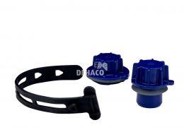 3M Versaflo TR-653 Kit reiniging en opslag voor TR-600