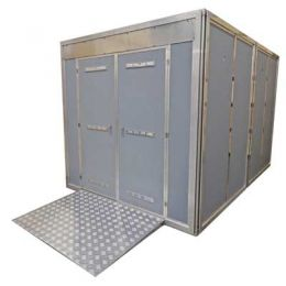 material decontamination chambers