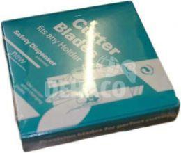Allway Handstecher 30 cm Ersatzmesser 10 cm pro 100 Stück