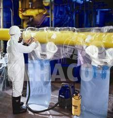 Avail glovebag QT14 horizontal par rouleau de 15 unités