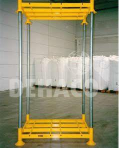 bigbag frame 160 cm hoog