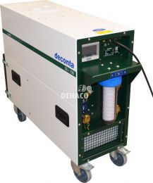 Combi 100/50 - combined negative pressure unit and water management