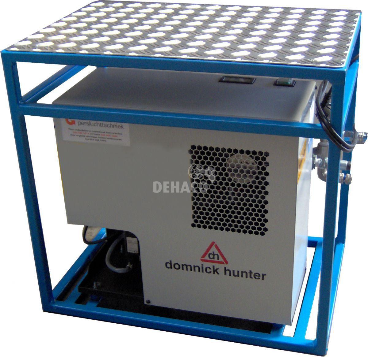 compair hydrovane hv02 tweedelige compressor met luchtdroger