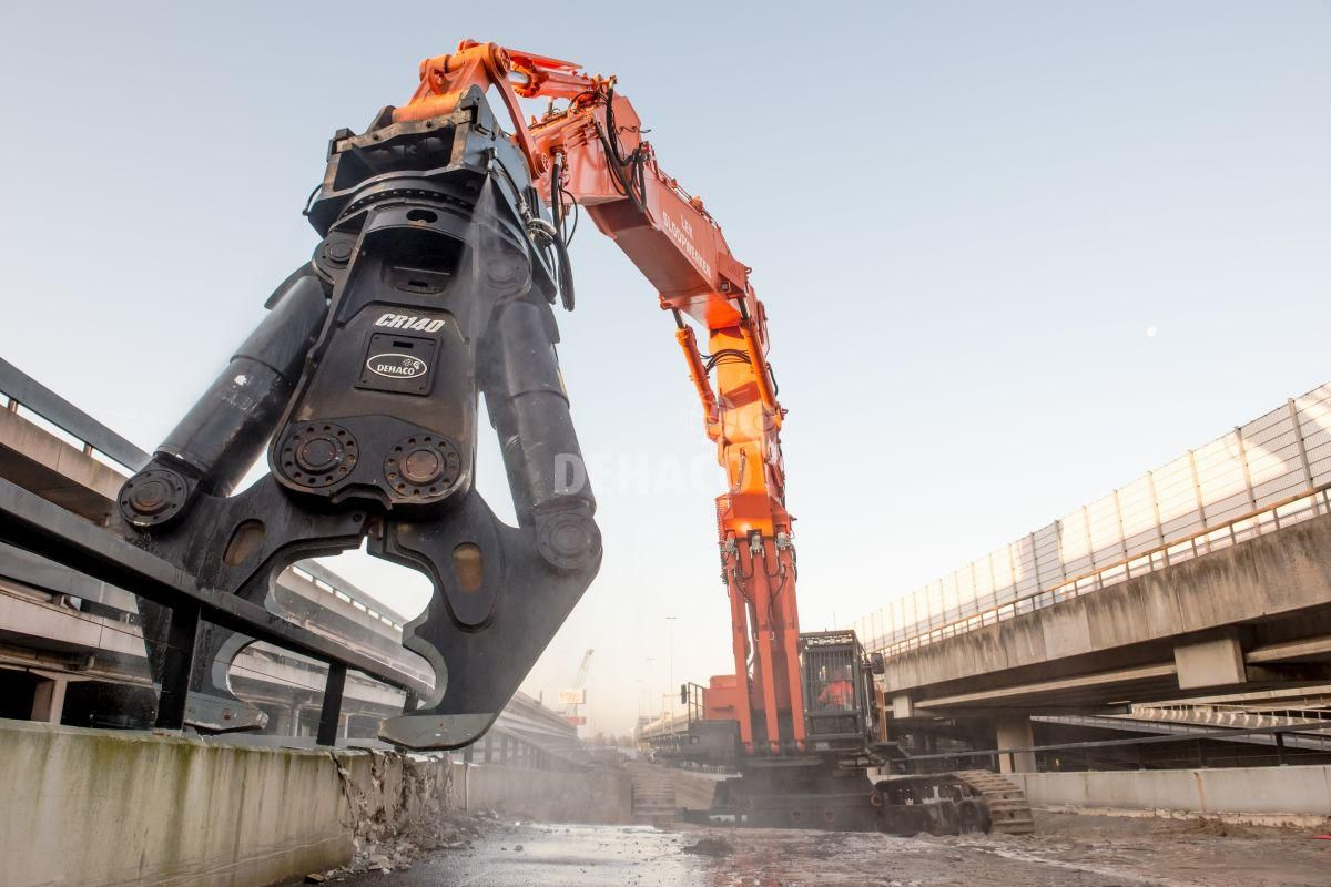 cr120r betonschere 100 150 ton
