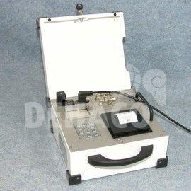 deconta air control s1 onderdrukregistratie monitor 1 kanaal inclusief printer