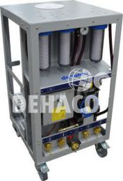 Deconta C110L gestion des eaux avec chauffe-eau (tuyau exclusif)