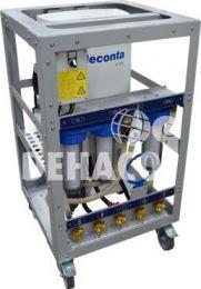 Deconta C30L gestion des eaux avec chauffe-eau (tuyau exclusif)