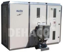 Deconta ECO-Line 900 panelendouche 3 compartimenten