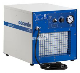Deconta S50SE onderdrukmachine HEPA H13