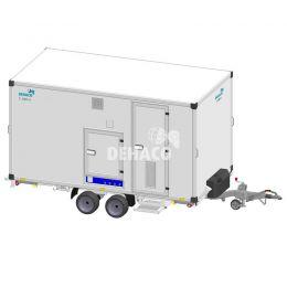 Dehaco C4000A Hybrid met 3 of 4 compartimenten