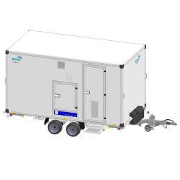 Dehaco C4000A Hybrid met 4 compartimenten