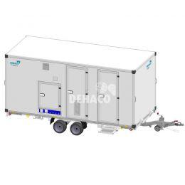 Dehaco C5000E Connect 3, 4 or 5 compartiments