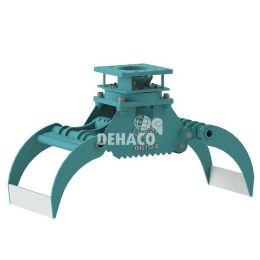 DHG150-R pince à bois hydraulique avec rotation 1,2 - 3 ton