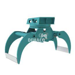 DHG1802-R Hydraulische houtgrijper met rotatie 24 - 35 ton