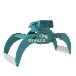 DHG2700-R Hydraulische houtgrijper met rotatie 30 - 50 ton