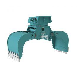 DMG1202-R Hydraulische multigreifer 17 - 28 ton