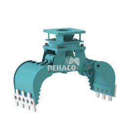 DMG150-R hydraulische multigrijper 1,5 - 3 ton
