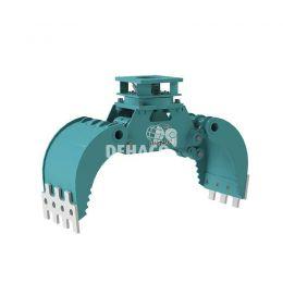 DMG250-R hydraulische multigrijper 2,5 - 5 ton