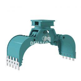 DMG400-R hydraulische multigrijper 4 - 6 ton