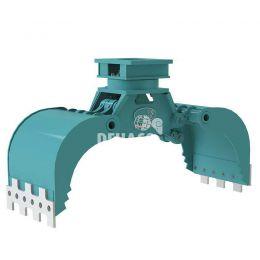 DMG450-R hydraulische multigrijper 5 - 8 ton