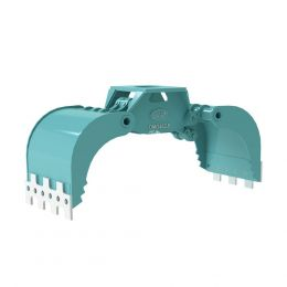 DMG452-F hydraulische multigrijper zonder rotatie 6 - 11 ton