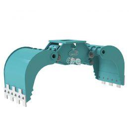 DMG502-F Hydraulische multigreifer ohne Rotation 7 - 12 ton