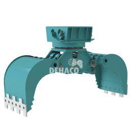 DMG502-R hydraulische multigrijper 7 - 12 ton