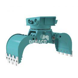 DMG603-R hydraulische multigrijper 10 - 16 ton
