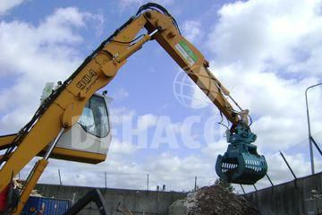 dsg1003r demolition and sorting grab 13 20 ton