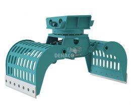 DSG1003-R sloop- en sorteergrijper met rotatie 16 - 20 ton