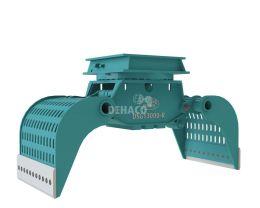 DSG13000-R Grappin hydraulique 100-200 ton
