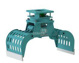 DSG150-R Sloop- en sorteergrijper met rotatie 1,2 - 3 ton