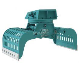 DSG1900-R Sloop- en sorteergrijper met rotatie 25 - 38 ton