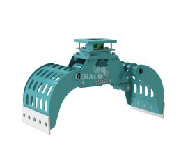 DSG250-R Sloop- en sorteergrijper met rotatie 2,5 - 4 ton