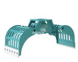 DSG400-F Sloop- en sorteergrijper zonder rotatie 4 - 6 ton