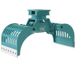 DSG450-R Sloop- en sorteergrijper met rotatie 5 - 8 ton