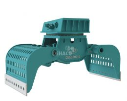 DSG5003-R Grappin hydraulique 45 - 100 ton