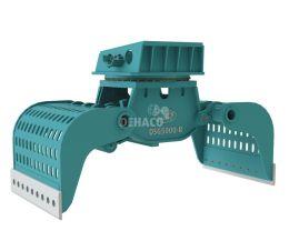 DSG5003-R Sloop- en sorteergrijper met rotatie 45 - 100 ton