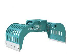 DSG603-F Sloop- en sorteergrijper zonder draaikrans 10 - 16 ton