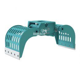 DSG803-F Sloop- en sorteergrijper zonder rotatie 12 - 20 ton