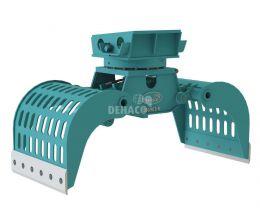 DSG903-R Grappin hydraulique 13 - 20 ton
