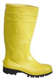 Eurofort S5 Sicherheitsstiefel gelb Größe 39 - 47