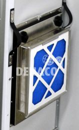 Filteraufnahme SMART-DOOR 750/1000